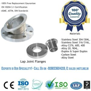 Lap Joint Flanges Manufacturers, Suppliers, Factory