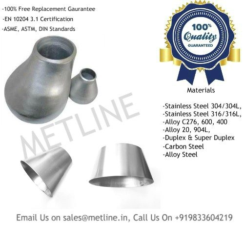 Pipe Reducer Manufacturers, Suppliers, Factory
