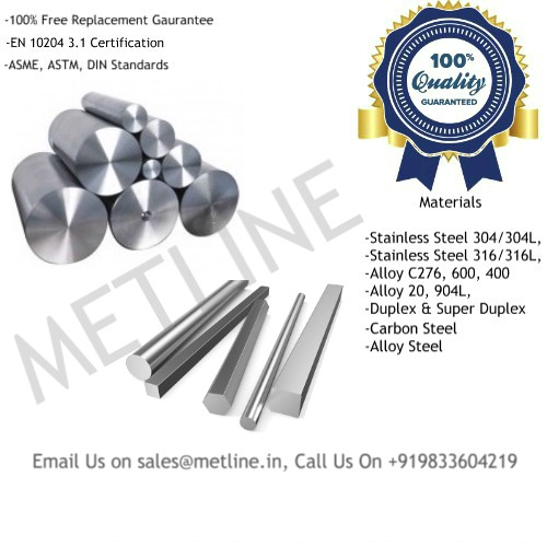 Square Rods, Hex Bars, Round Bars, Rods Manufacturers, Suppliers, Exporters, Factory