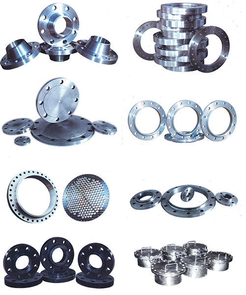 Flanges Manufacturers, Suppliers, Factory