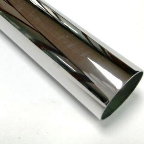 Stainless Steel 304, 201, 316 Mirror Polished Pipes